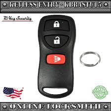 nissan altima 2015 remote nissan remote programming instruction u2013 online locksmith store