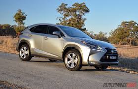 lexus used car australia should you buy a 2015 lexus nx 200t video performancedrive