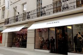 new chanel london flagship new bond street boutique store