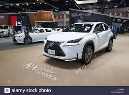 lexus nx sedan bangkok november 30 lexus nx 300h car on display at motor expo
