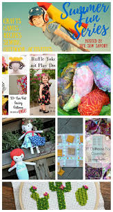 summer sewing projects for kids summer fun series life sew savory