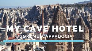 cappadocia kelebek cave hotel turkish baths u0026 göreme youtube