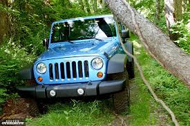 baby blue jeep wrangler 2010 jeep wrangler unlimited rubicon drive to end of road keep