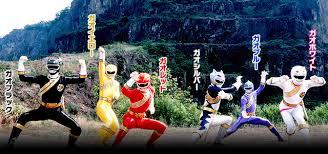 ultimate power rangers