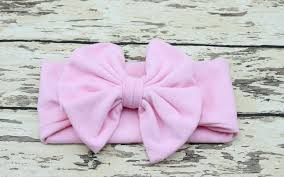 top knot headband aliexpress buy new girl cotton headwrap floppy big bow