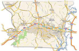 Dallas County Map by Mcadenville Nc U003e Location U003e Maps