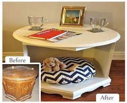 Dog Beds Made Out Of End Tables Best 25 End Table Pet Bed Ideas On Pinterest Myla How To Paint