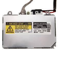 lexus wallet key battery d4s d4r oem hid xenon ballast for lexus toyota denso koito ddlt002
