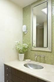 modest modest glass tile backsplash in bathroom 81 best bath