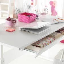 Holz Schreibtisch H Enverstellbar Lifetime Kinderschreibtisch Tolo Mit Schublade Massivholz
