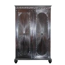 Rosewood Display Cabinet Singapore Anglo Indian Or British Colonial Rosewood Cupboard At 1stdibs