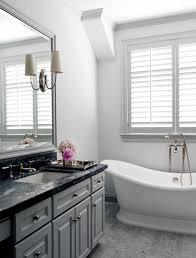 Purple And Grey Bathroom Gray Bathroom Design Ideas