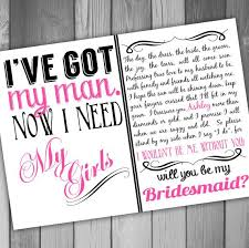 will you be my of honor ideas 146 best the wedding party images on bridesmaid gifts