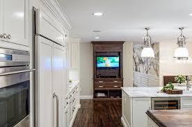 kitchen tv ideas tv in kitchen design ideas