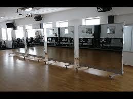 sport en chambre x miroir salle de sport chambre mur en miroir feng shui