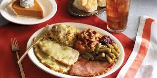 turkey n dressing meal cracker barrel