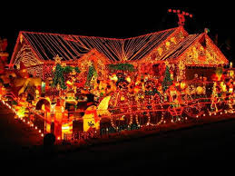 Outdoor Christmas Decorations For Roof by Christmas Roof Decorations U2013 Decoration Image Idea