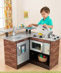 kidkraft chillin u0026 grillin kitchen play set zulily kids