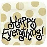 happy everything plate coton colors