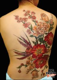 Big Flower Tattoos On - best 25 big ideas on flower thigh tattoos