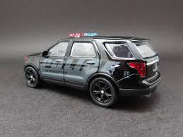 Ford Explorer All Black - diecast hobbist 2013 ford explorer ford police interceptor