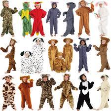 children u0027s kids boys girls zoo farm animal tabard fancy dress up