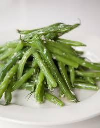 urbancookery french green bean salad