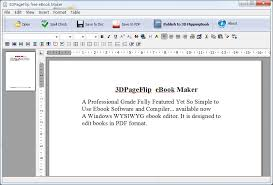 creating ebooks 3dpageflip free ebook creator tools 100 freeware to make your own