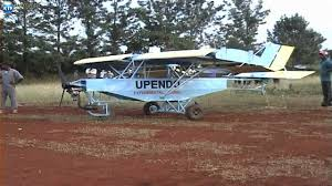 first airplane ever made kenyan builds aeroplane youtube