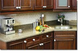 vinyl kitchen backsplash peel and stick kitchen backsplash brilliant stunning peel and stick