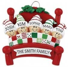 astonishing ideas personalized tree ornaments family of