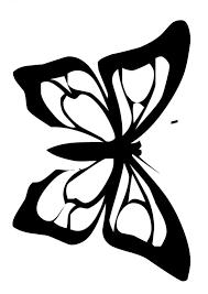 imagenes para colorear rosas dibujos para colorear una mariposa rosa es hellokids com