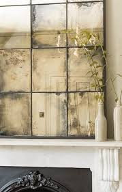 Mirrored Wall Tiles Best 25 Distressed Mirror Ideas On Pinterest Antiqued Mirror