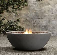 Restoration Hardware Fire Pit by How To Build A Gas Fire Pit Gas Fire Pits And Gas Fires