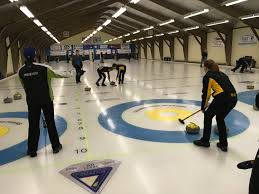 coaching juniors at the elmira and district curling club