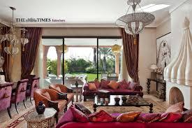 design style moroccan