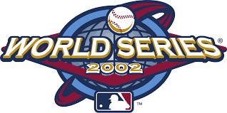 2002 world series wikipedia