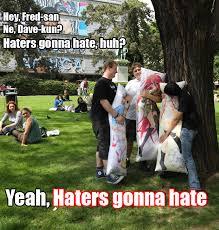 Hater Gonna Hate Meme - haters gonna hate rebrn com