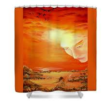 Artistic Shower Curtains 56 Best Artistic Shower Curtains Collection America