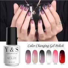 online get cheap mood color changing nail polish aliexpress com