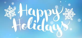 happy holidays ctep