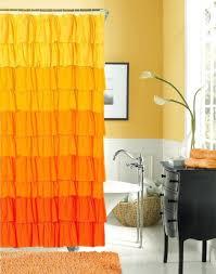 Bright Shower Curtains Neon Yellow Shower Curtain Shower Curtains Design