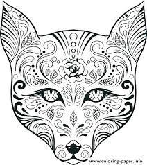 printable coloring pages sugar skulls candy skull coloring pages printable coloring pages for adults owls