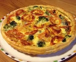 cuisiner la ricotta tarte aux brocolis au saumon fumé et à la ricotta recette de