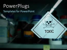 templates powerpoint crystalgraphics powerpoint template closet with toxic materials in different
