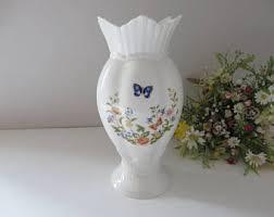 Aynsley China Cottage Garden Vase Cottage Garden Etsy