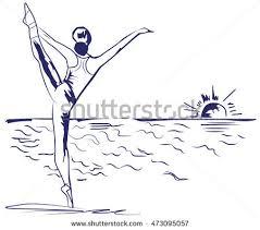 vector illustration tourism summer sketch stock vector 572121919