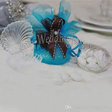 wedding souvenirs seashell candy boxes bomboniere favor boxes baby shower