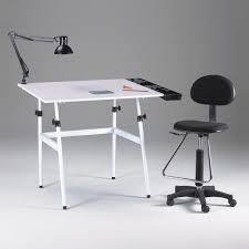 Draft Table Martin Universal Berkeley 4 Pc Classic Combo Drafting Table