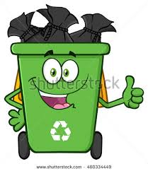 cartoon pictures of cleaning dustbin stock images royalty free images u0026 vectors shutterstock